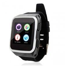 Išmanusis laikrodis-telefonas ZGPAX S83 (Sidabrinė)