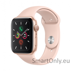 Išmanusis laikrodis Apple Watch Series 5 Pink Sand