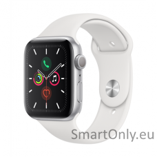 Išmanusis laikrodis Apple Watch Series 5 Silver