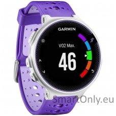 Išmanusis laikrodis Garmin Forerunner 230 (Violetinė/balta)
