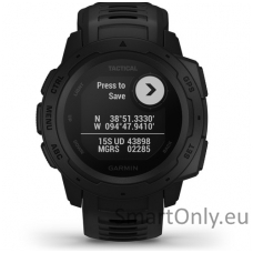 Išmanusis laikrodis Garmin Instinct Tactical Black