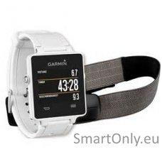 Išmanusis laikrodis sportui Garmin vivoactive HRM Bundle (Balta)