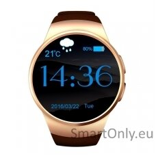 Smartwatch Kingwear KW18 Gold