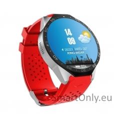 Išmanusis laikrodis KingWear KW88 PRO (raudona)