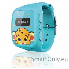 Išmanusis laikrodis KSIX Kidsafe (Mėlyna)