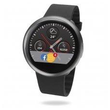 Išmanusis laikrodis MyKronoz Smartwatch ZeRound 2 (Juoda)