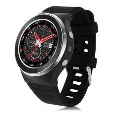 Išmanusis laikrodis - telefonas ZGPAX S99 (Juoda/sidabrinė)