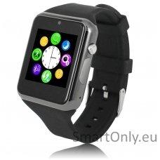 Išmanusis laikrodis-telefonas ZGPAX S79 (Juoda)