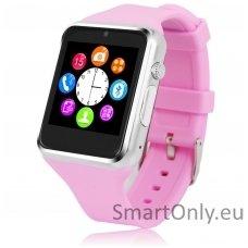 Išmanusis laikrodis-telefonas ZGPAX S79 (Rožinė)