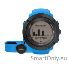 Išmanusis sportinis laikrodis SUUNTO AMBIT3 VERTICAL HR (Mėlyna)