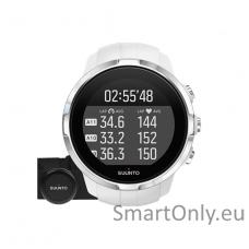Išmanusis sportinis laikrodis SUUNTO SPARTAN SPORT WHITE (HR)