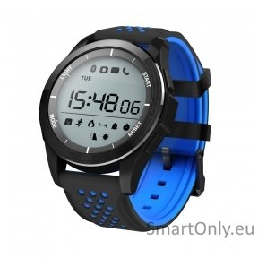 Smartwatch DT NO.1 F3 black blue