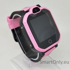 Išmanusis GPS laikrodis-telefonas vaikams LT05 (rožinė)