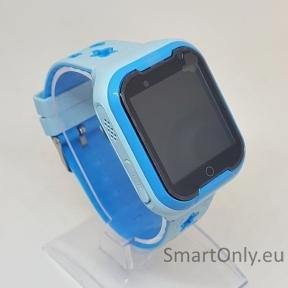 Išmanusis GPS laikrodis-telefonas vaikams M05 (mėlyna)