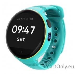 Smartwatch ZGPAX S668 GPS green