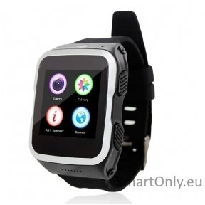 Išmanusis laikrodis Android 5.1 ZGPAX S83 (Sidabrinė)