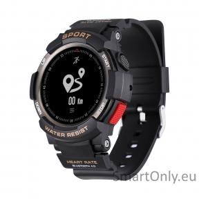 Smartwatch DT NO.1 F6 Black