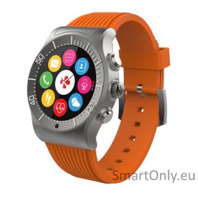Išmanusis laikrodis Mykronoz ZeSport (Oranžinė)
