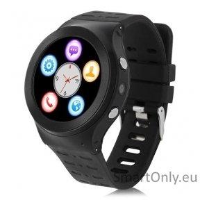 Išmanusis laikrodis - telefonas ZGPAX S99 (Juoda)