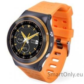 Išmanusis laikrodis - telefonas ZGPAX S99 (Oranžinė)