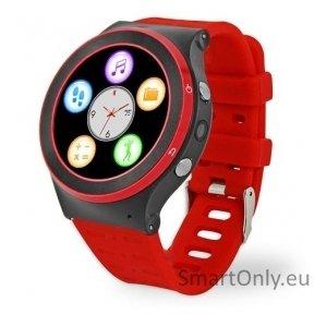 Išmanusis laikrodis - telefonas ZGPAX S99 (Raudona)