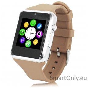 Išmanusis laikrodis ZGPAX S79 (Ruda/sidabrinė)