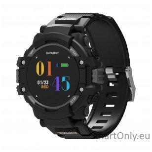 Išmanusis GPS laikrodis DT NO.1 F7 (Juoda)
