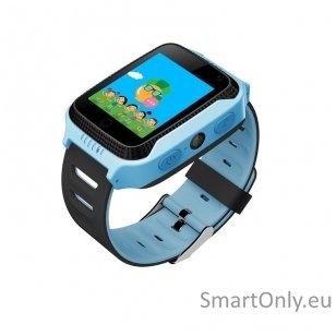 Išmanusis GPS laikrodis vaikams Sponge See (Mėlyna)