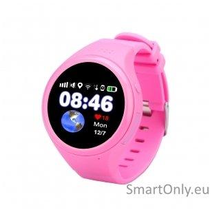 Išmanusis GPS laikrodis vaikams ZGPAX S88L (Rožinė)