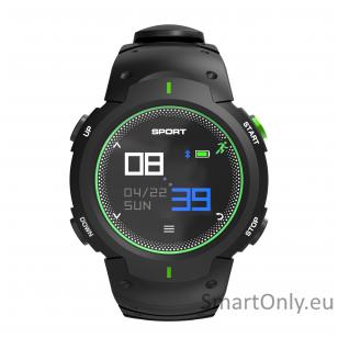 Išmanusis laikrodis DT NO.1 F13 (Žalia)