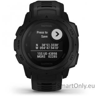 Išmanusis laikrodis Garmin Instinct Tactical Black