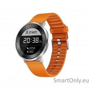 Išmanusis sportinis laikrodis HUAWEI FIT (Oranžinė/sidabrinė)