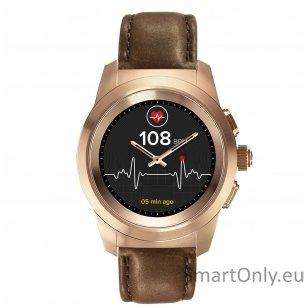 Išmanusis laikrodis MyKronoz Smartwatch Elite  (Ruda/auksinė)