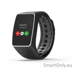 Išmanusis laikrodis MyKronoz Smartwatch ZeWatch 4 HR (Juoda)