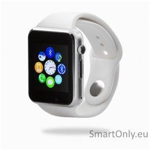 Išmanusis laikrodis - telefonas ZGPAX S799 (Balta)