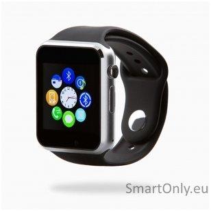 Išmanusis laikrodis - telefonas ZGPAX S799 (Juoda)