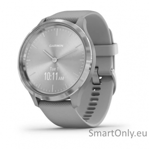 Išmanusis laikrodis Garmin Vivomove 3 Silver