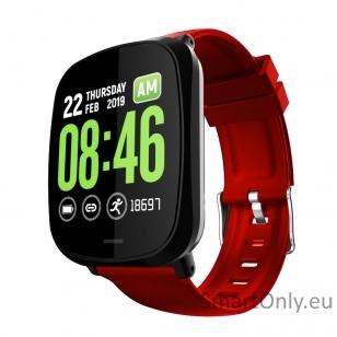 Išmanusis laikrodis ZGPAX SC08 Red