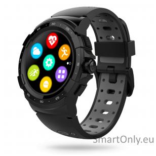 Išmanusis sportinis GPS laikrodis Mykronoz ZeSport 2 (Juodas/Pilkas)