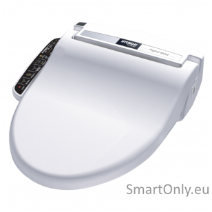 Išmanusis tualeto dangtis - daugiafunkcinis bidė HSB-1300 (standartinis)