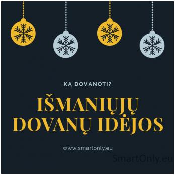 Išmaniųjų dovanų idėjos - ir mažam, ir dideliam!