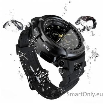 Išmaniųjų laikrodžių atsparumas vandeniui - ką reiškia žymėjimai IP ir ATM?