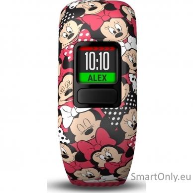 Activity Tracker For Kids Garmin Vivofit Jr 2 Minnie Mouse 2