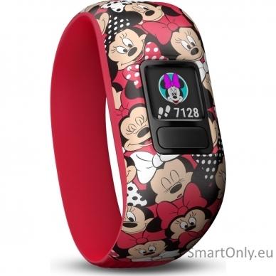 Išmanioji apyrankė vaikams Garmin Vivofit Jr 2 Minnie Mouse