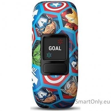 Išmanioji apyrankė vaikams Garmin Vivofit Jr 2 Avengers 2