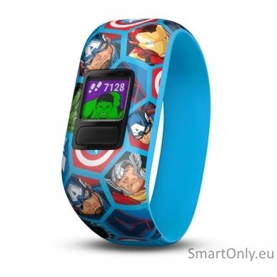 Activity Tracker For Kids Garmin Vivofit Jr 2 Avengers 3