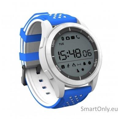 Išmanus laikrodis DT NO.1 F3 (Balta/mėlyna) 2