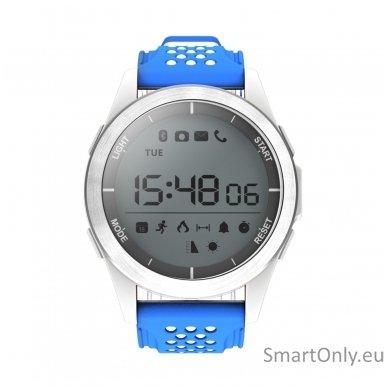 Išmanus laikrodis DT NO.1 F3 (Balta/mėlyna) 3