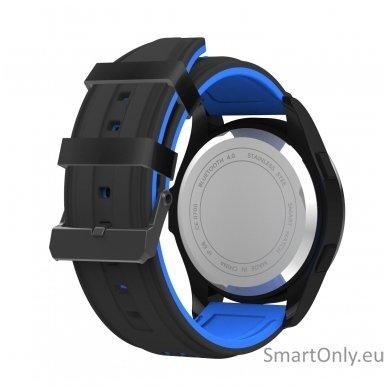 Išmanus laikrodis DT NO.1 F3 (Melyna/juoda) 3