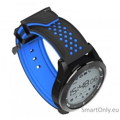 Išmanus laikrodis DT NO.1 F3 (Melyna/juoda) 4